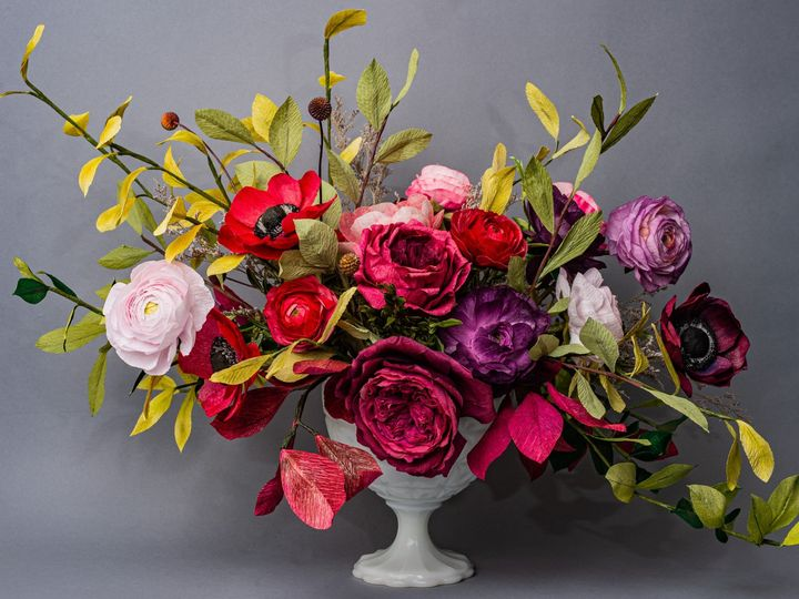 Tmx Berry Tones 51 1507647 159060121283574 Frenchtown, NJ wedding florist