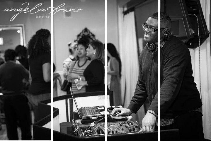MusicOnMove DJ Event