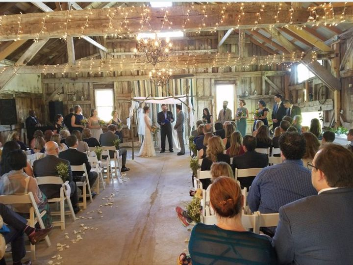 Tmx Barn Wedding For Knot Storefront 51 147647 158922074433165 Poughkeepsie, NY wedding dj