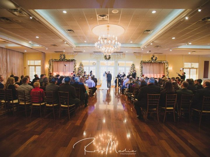 Tmx Ceremony At Grace And Brandon Wedding 01 30 17 51 147647 159103956348056 Poughkeepsie, NY wedding dj