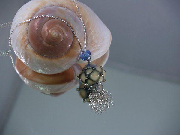 Tmx 1297209758988 GlassPendant Phoenixville wedding jewelry