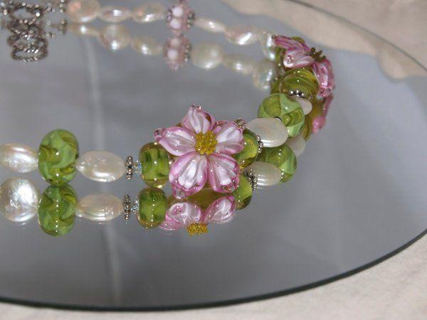 Tmx 1297209771629 LanaiNecklaceView2 Phoenixville wedding jewelry