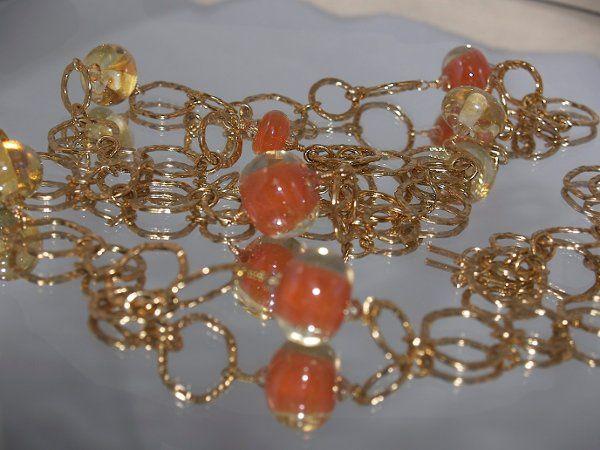 Tmx 1297209775613 MimosaNecklace Phoenixville wedding jewelry