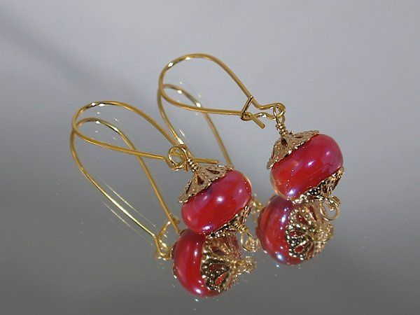 Tmx 1297209797238 RaspberryEarrings Phoenixville wedding jewelry