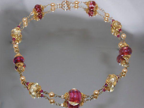 Tmx 1297209798129 RaspberryNecklace Phoenixville wedding jewelry