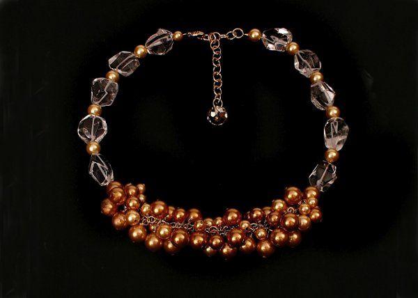 Tmx 1297209804925 TanNecklace Phoenixville wedding jewelry
