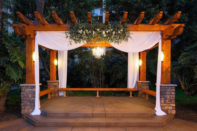Hanalei Courtyard