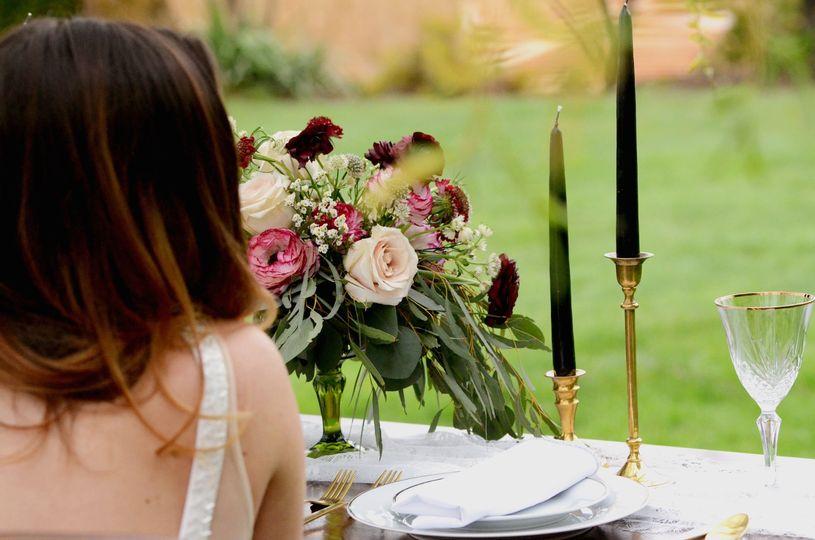 Elegant table design