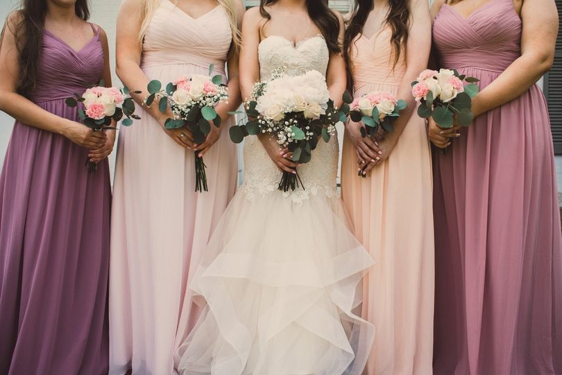 Bouquets - Jessie Fry Photography