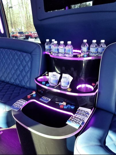 Party Bus Bar