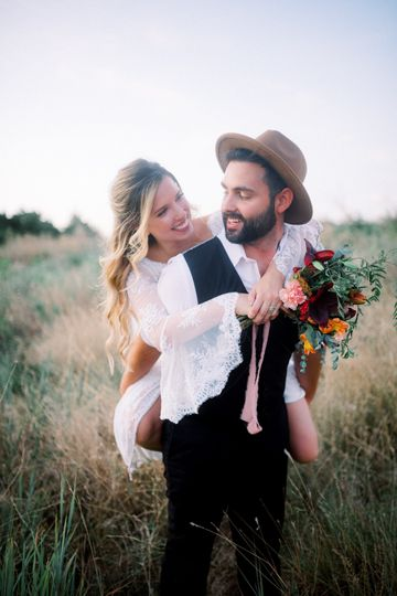 Exchanging looks of happiness - Emily Catherine Photography