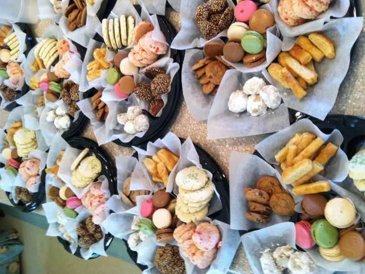 Tmx 1457292723078 Holilday Assorted Cookies Johnston, IA wedding catering