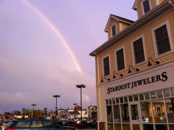 stardust rainbow