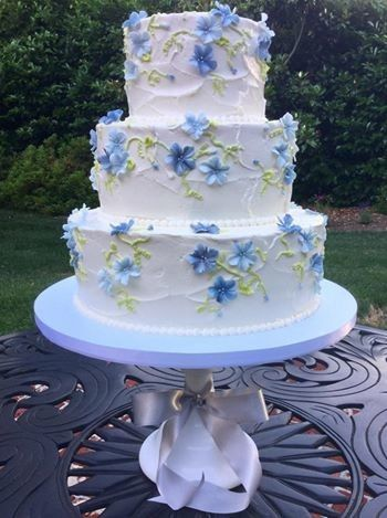 mariahs wedding cake june 2017
