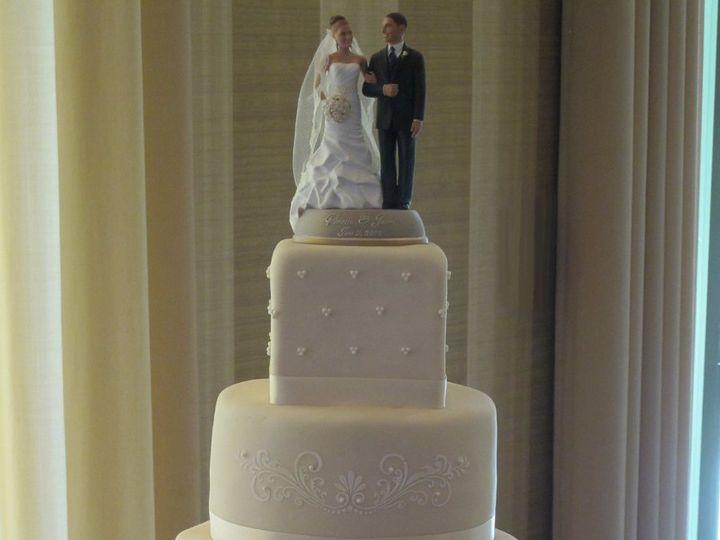 Tmx 1338925934998 IMG61881 Petaluma, CA wedding cake