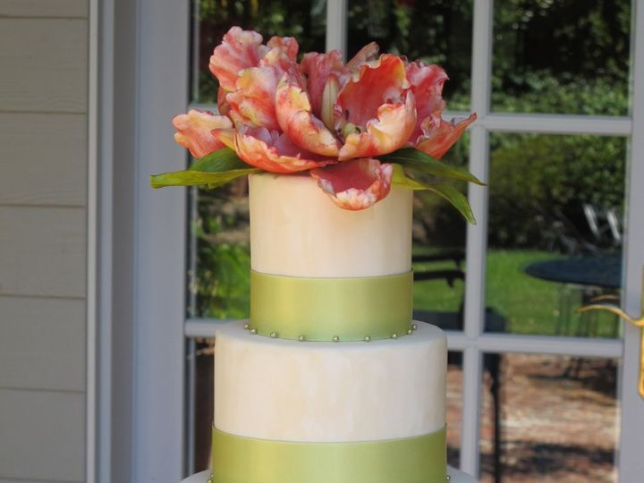 Tmx 1346105118318 IMG7283 Petaluma, CA wedding cake