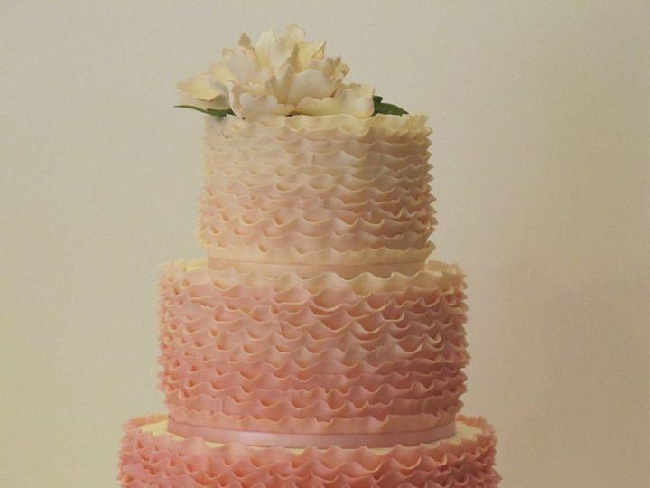 Tmx 1353348901922 IMG7536 Petaluma, CA wedding cake