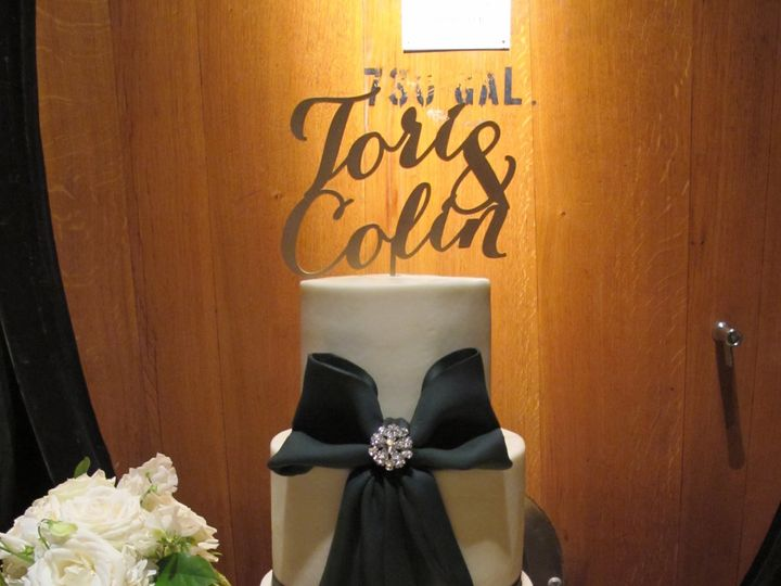 Tmx 1414106330452 Img0496 Petaluma, CA wedding cake