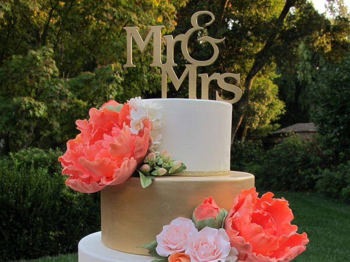 Tmx 1414106382083 Img0703 Petaluma, CA wedding cake