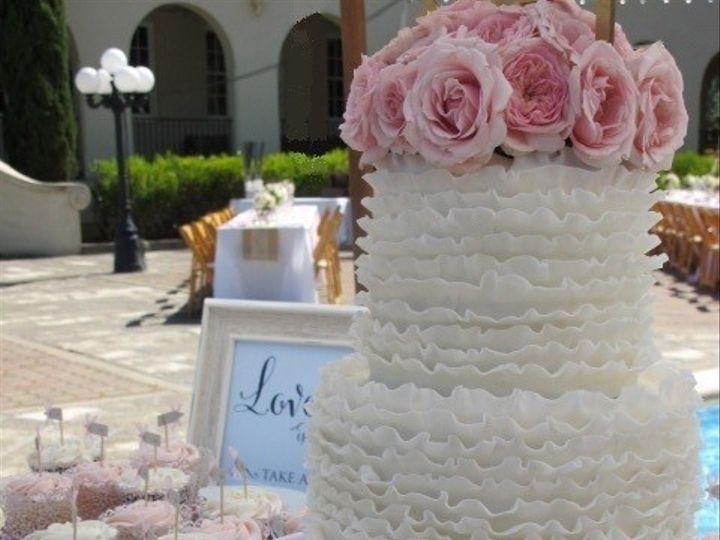 Tmx 1435881210164 Img1210 Petaluma, CA wedding cake