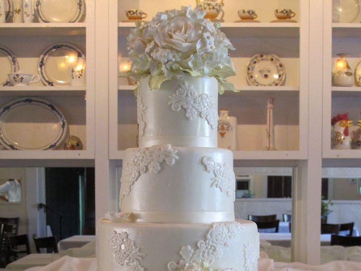 Tmx 1439234862676 Img1289 Petaluma, CA wedding cake