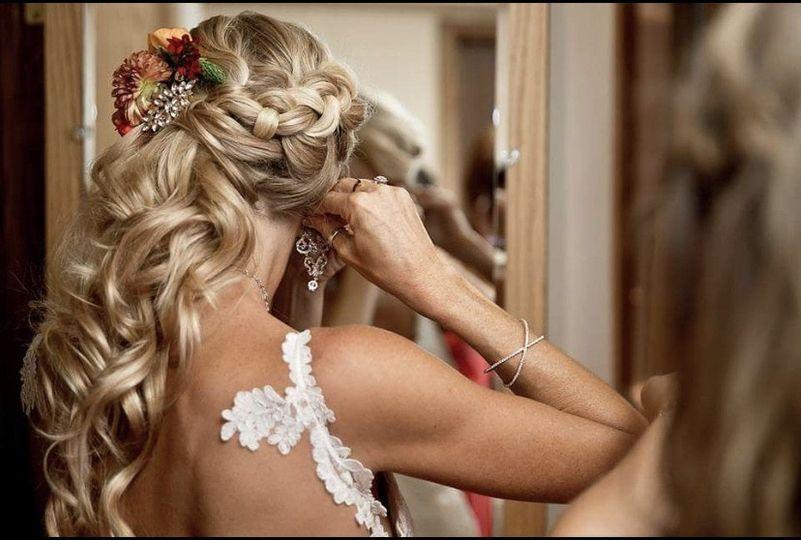Beautiful Steamboat Brides