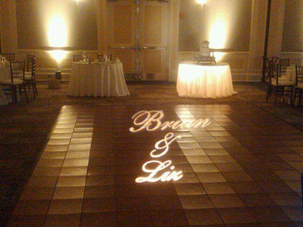 Tmx 1306116359740 1811WeddingLights Land O Lakes wedding dj