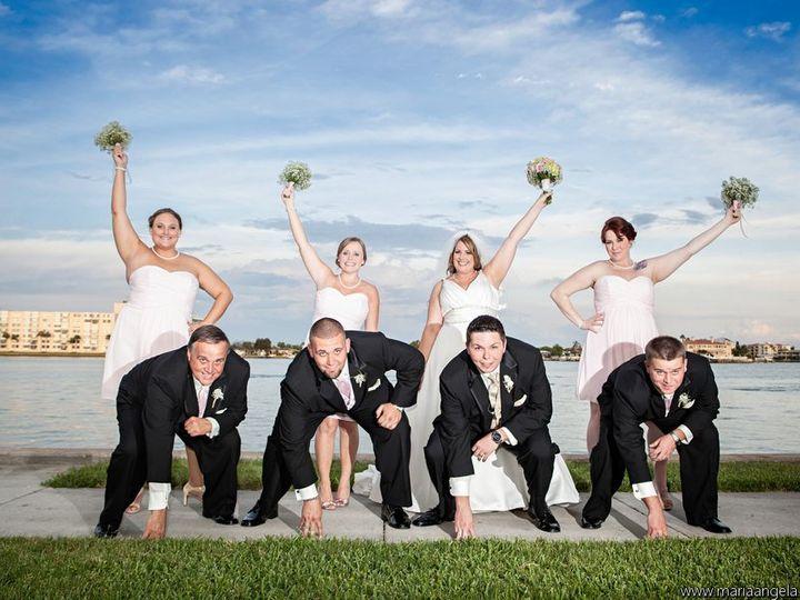 Tmx 1351839583423 GrayBurdickMariaAngelaPhotographyBurdickWeddingPortraits366low Land O Lakes wedding dj