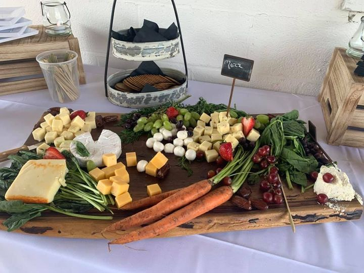 Tasty organic display
