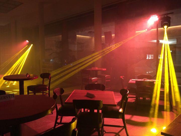 Night Club Style Lighting