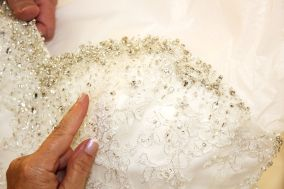 Kimmel Wedding Gown Preservation and Restoration