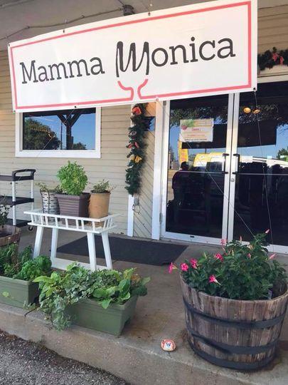 Mamma Monica on New Tin Top Rd