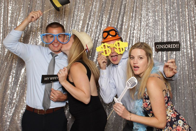 West Photo Booth Fun