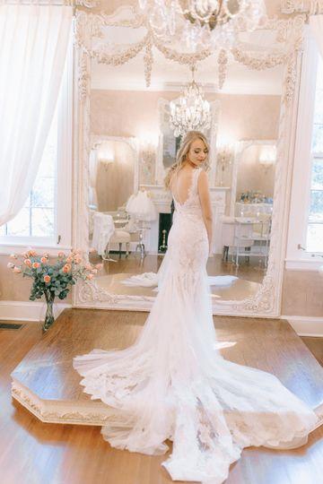 Bridal Preparation Suite