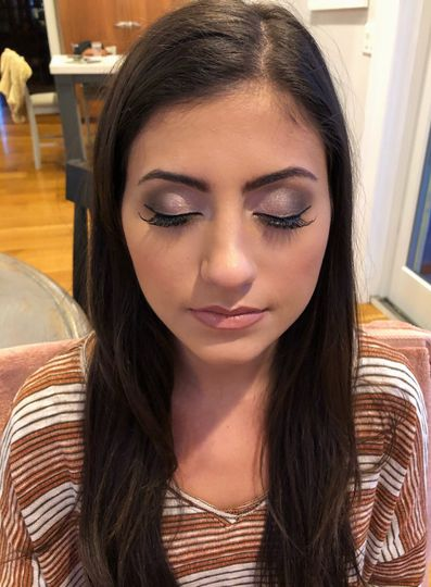 Grey Toned Eyeshadow