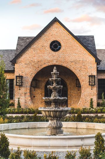 Iron Manor Fountain