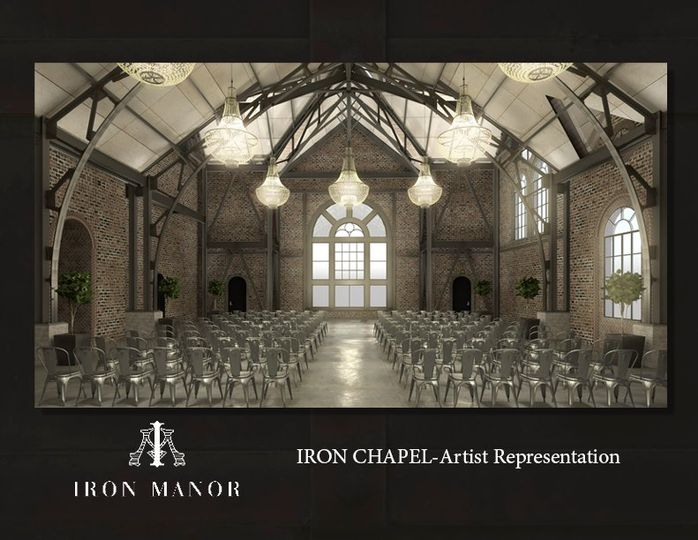 Iron Chapel at Iron Manor
