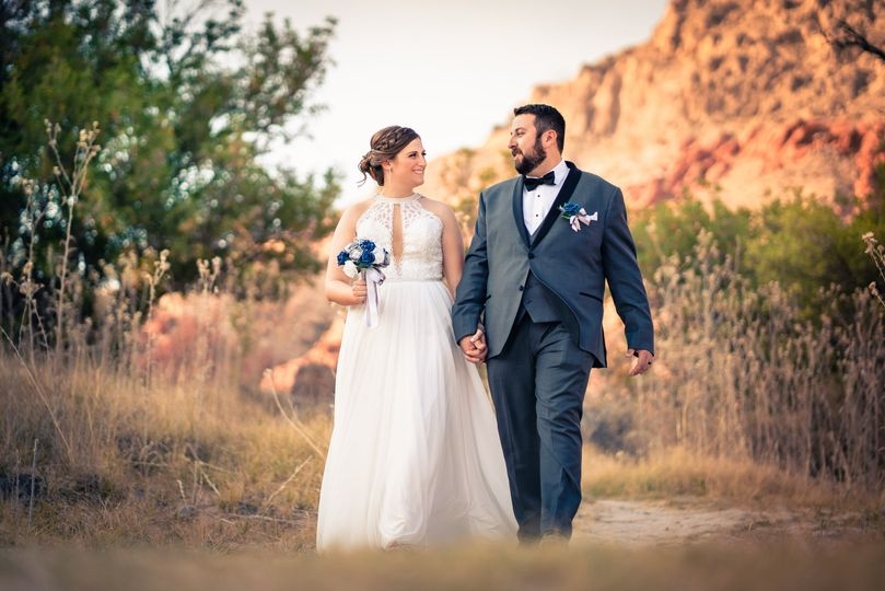 Red Rock Canyon Eloped