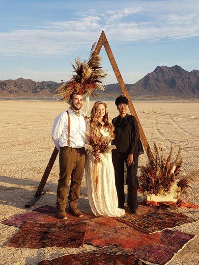 Desert Minimony