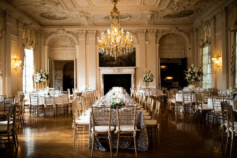 Rosecliff Mansion Ballroom