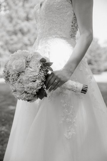 A bridal bouquet - Claudia V Ayala Photography