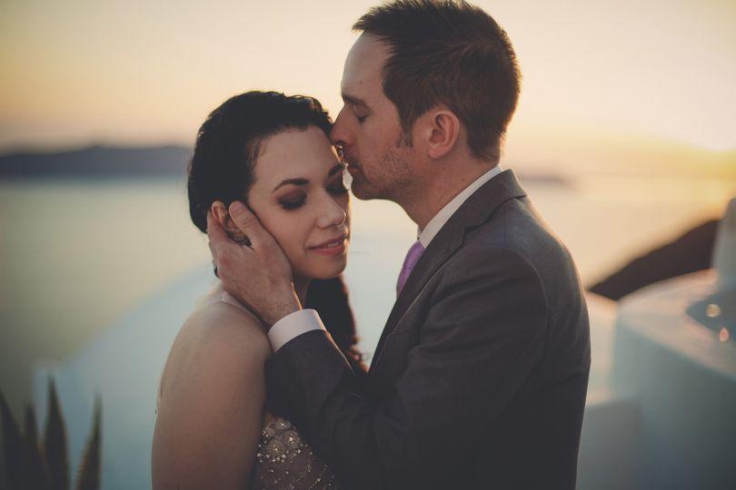 Santorini, Grecce Wedding