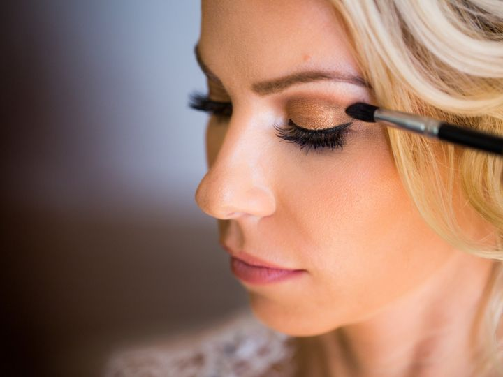Tmx 1483547191790 Beautiful Wedding Bride Makeup Irvine, CA wedding beauty