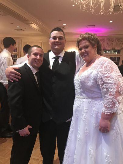Tresler wedding
