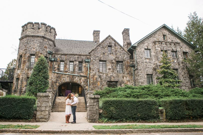 Exterior of Homewood, Asheville NC