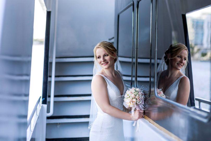 Sun Dream Yacht Wedding
