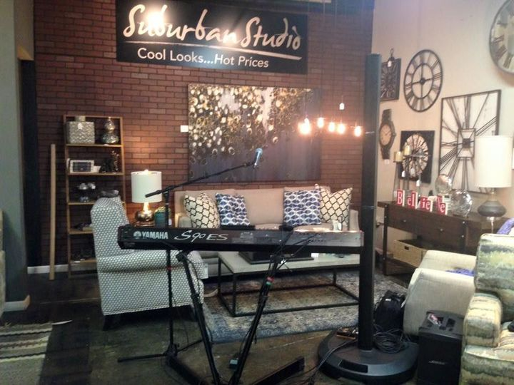Set up and ready for your open house, private or corporate event! LIVE