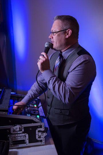 DJ/owner Kenny Privett