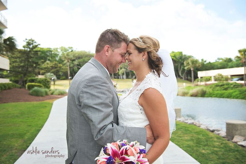 We are experts at Myrtle Beach weddings.
