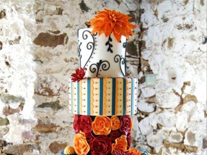 Tmx 1342504974349 GateauxEnchantedMSP Minneapolis wedding cake